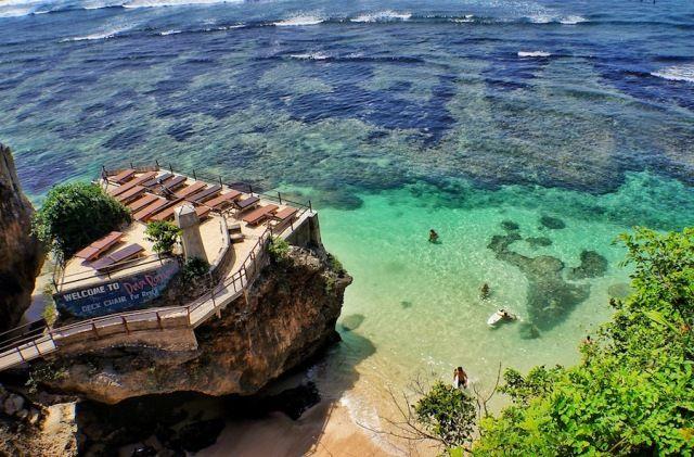 5 Tempat Wisata Terkenal Di Bali Uluwatu Info Tempat