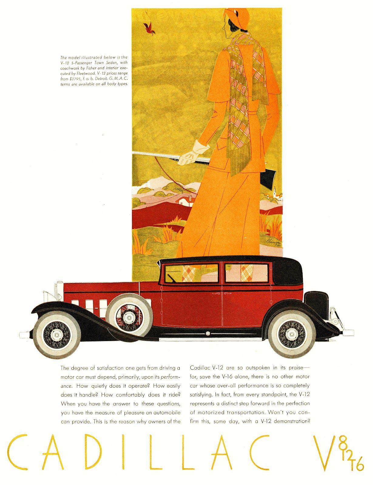 1931 Cadillac Ads 11