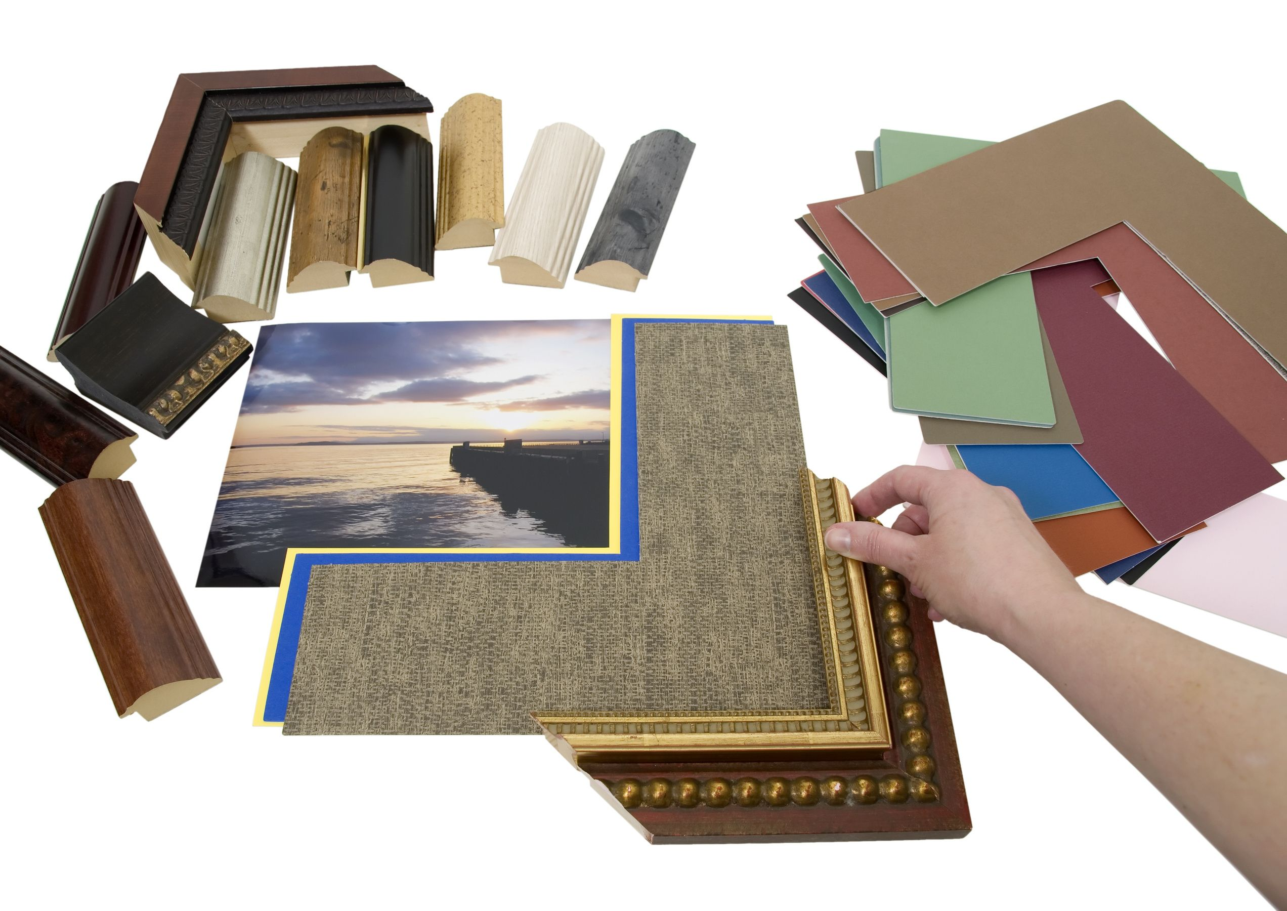 We are the cheapest online made to measure picture frames in the UK ...