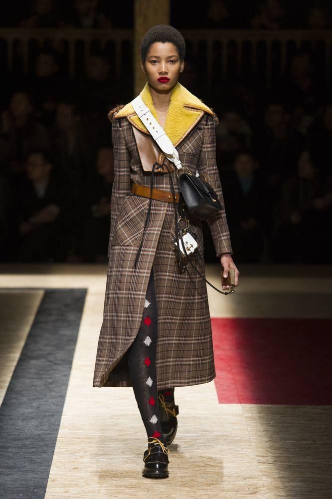 Male Fashion Trends: Prada Fall/Winter 2016/17 - Milán Fashion Week