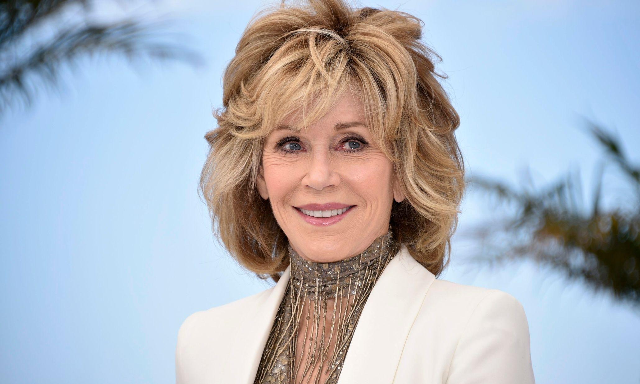 Jane Fonda Plastic surgery bought me a decade