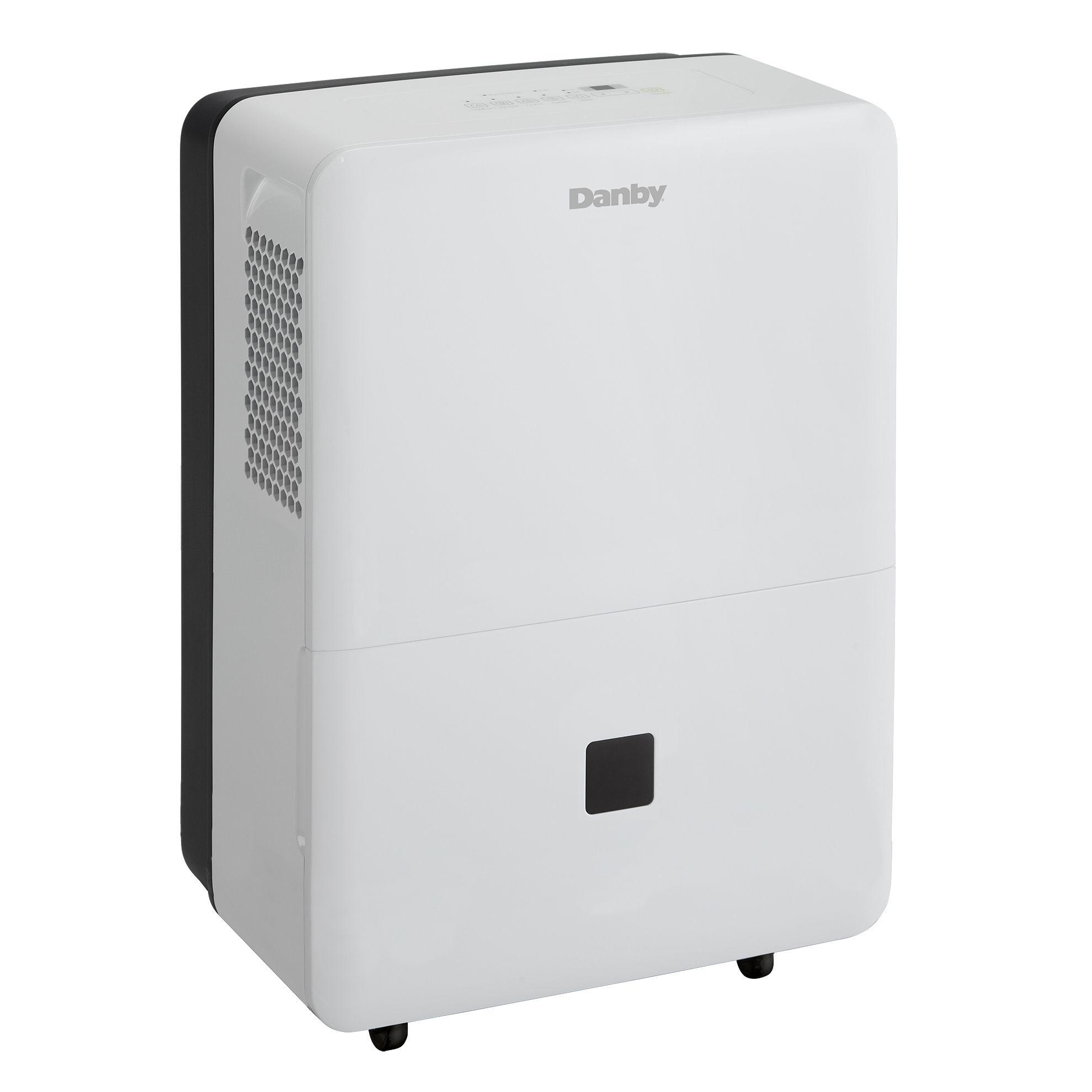 Danby 60 Pint Portable Energy Star Low Temp Dehumidifier