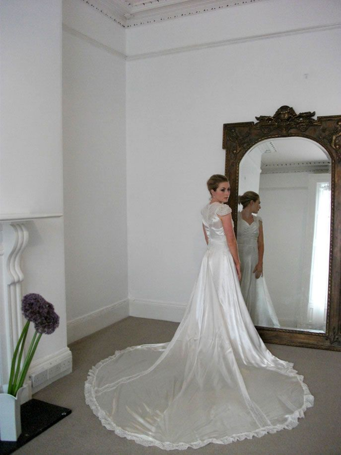 Vintage Wedding Gowns Dublin