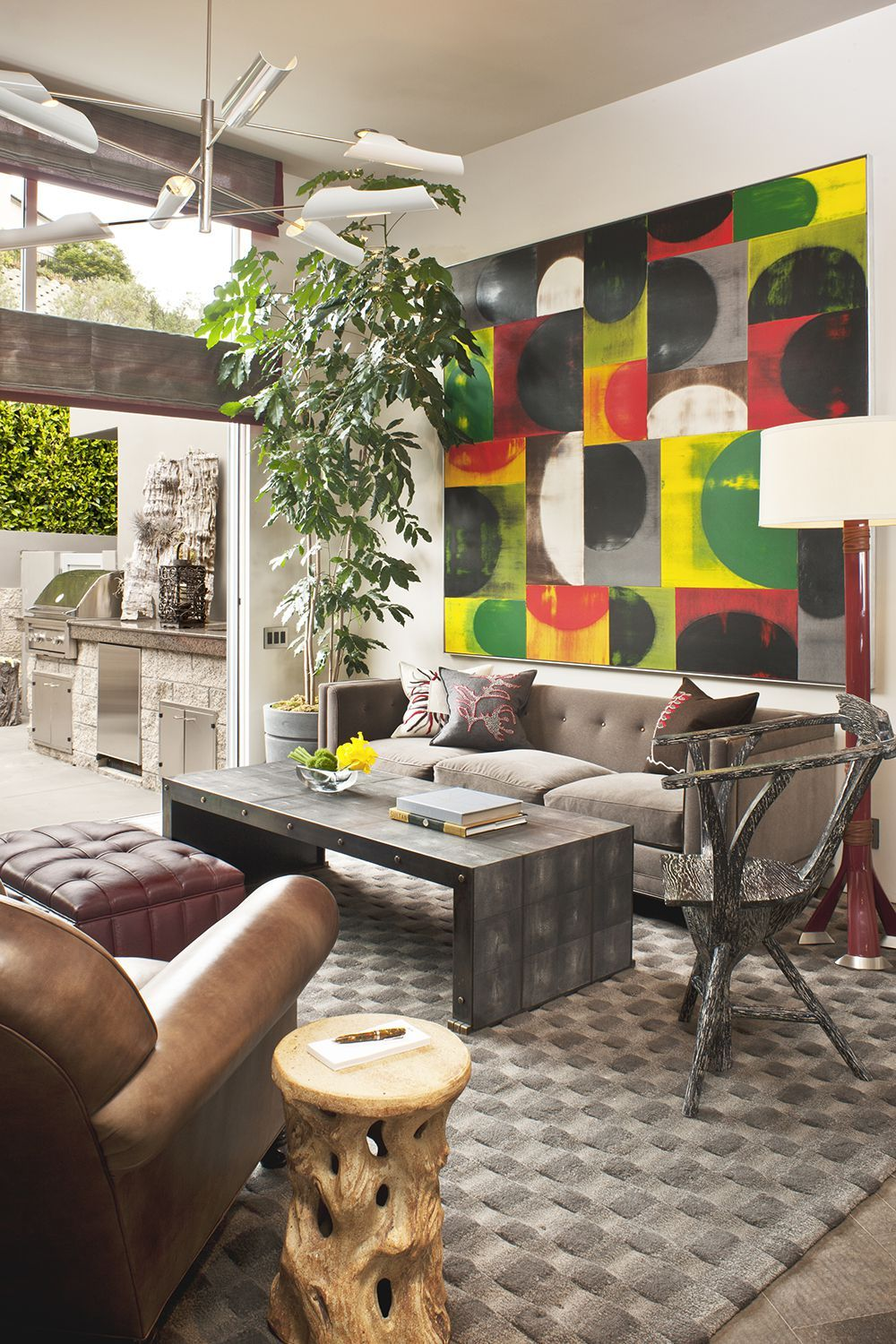 29 Stunning Living Rooms For Every Type Of Style Paint Colors For Living Room Living Room Paint Living Room Styles #types #of #living #room #styles