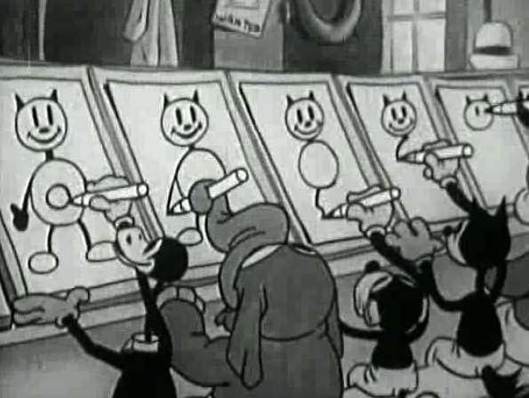 Cartoon Characters 1930s : S cartoon cartoons pinterest