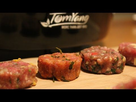 Photo of Nua Beef Coins with TomYang BBQ – Thai Grill & Hot Pot