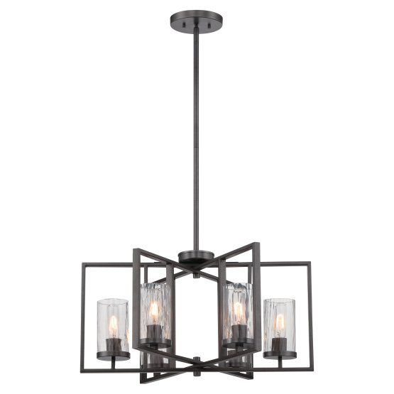 Designers Fountain Elements 86586 6 Light Chandelier