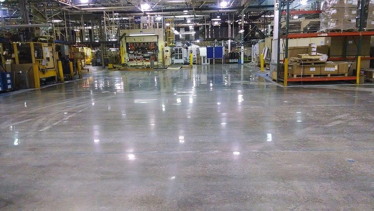 Tufco Epoxy Flooring Industrial flooring needs Tufco
