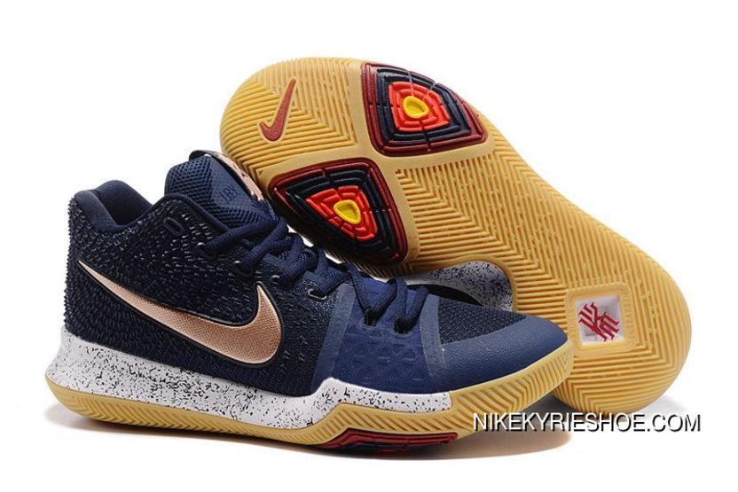 """07682f31a3947 Find Quality Outlet Nike LeBron Ambassador 10 """"USA"""" Navy White-University  Red and more on"""