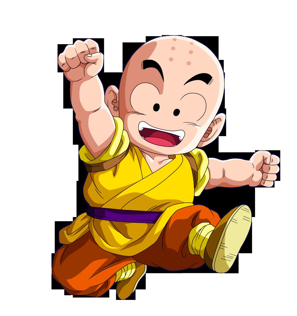 Goku And Krillin Fusion