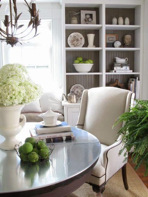 design indulgence: ONE ROOM CHALLENGE DETAIL-greenery