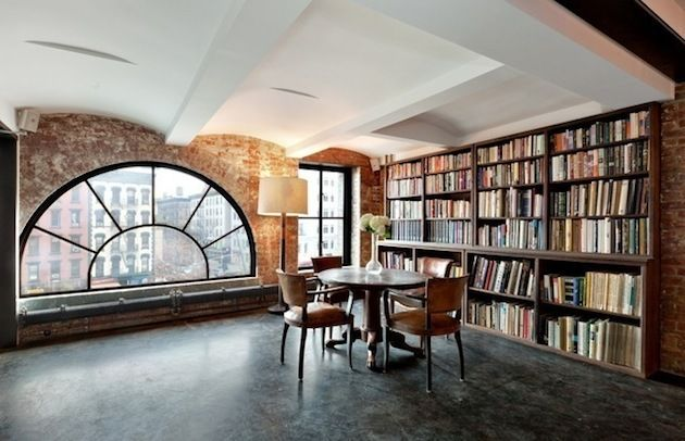 Rustic And Industrial 13,000 Square Foot Soho Rental (6)