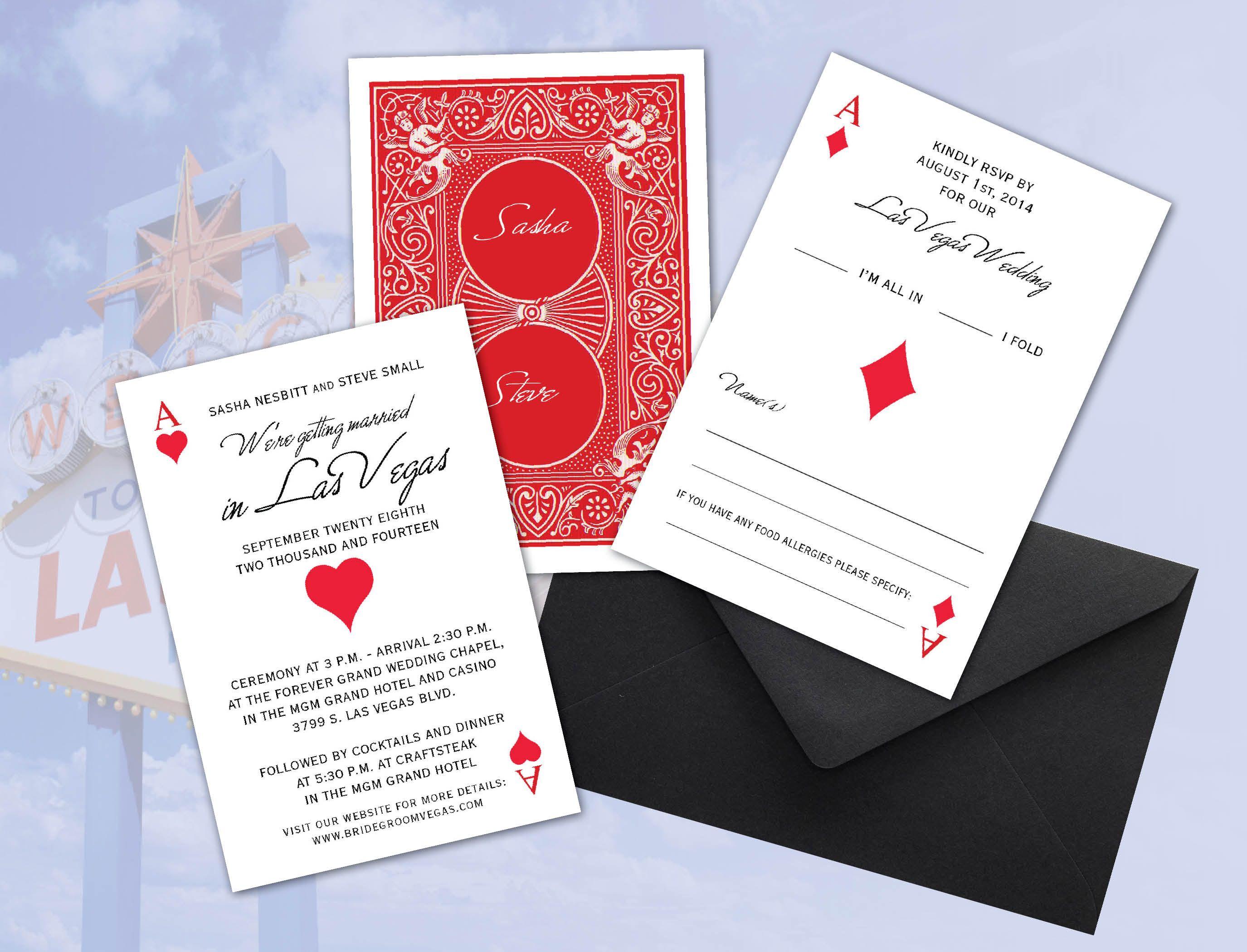 http://www.etsy.com/ca/shop/Idowithyou?ref=si_shop Vegas Invitation ...