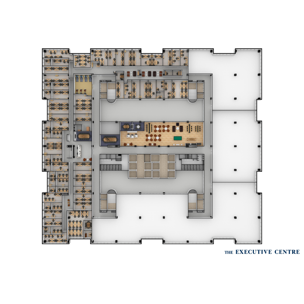 3d Floor Plan Made With Floorplanner Com Floor Plans Create Floor Plan Office Space
