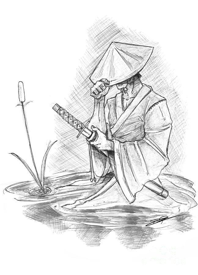 samurai drawing - Google Search | Blanco Negro | Pinterest | Dibujo ...