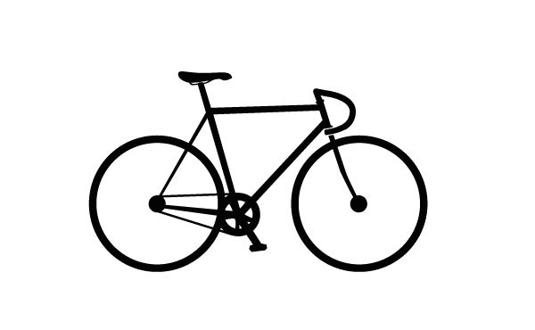 Simple Bicycle Drawing Related Keywords Suggestions Simple