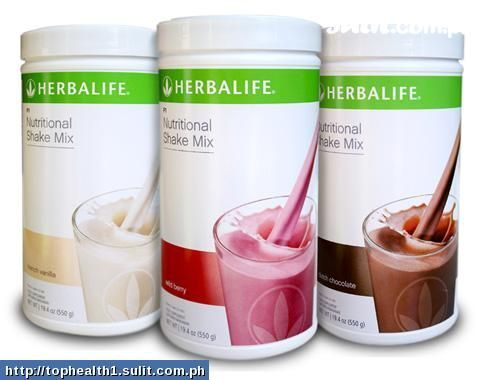 Herbalife Nutritional Shake Mix (Formula 1) - Canister