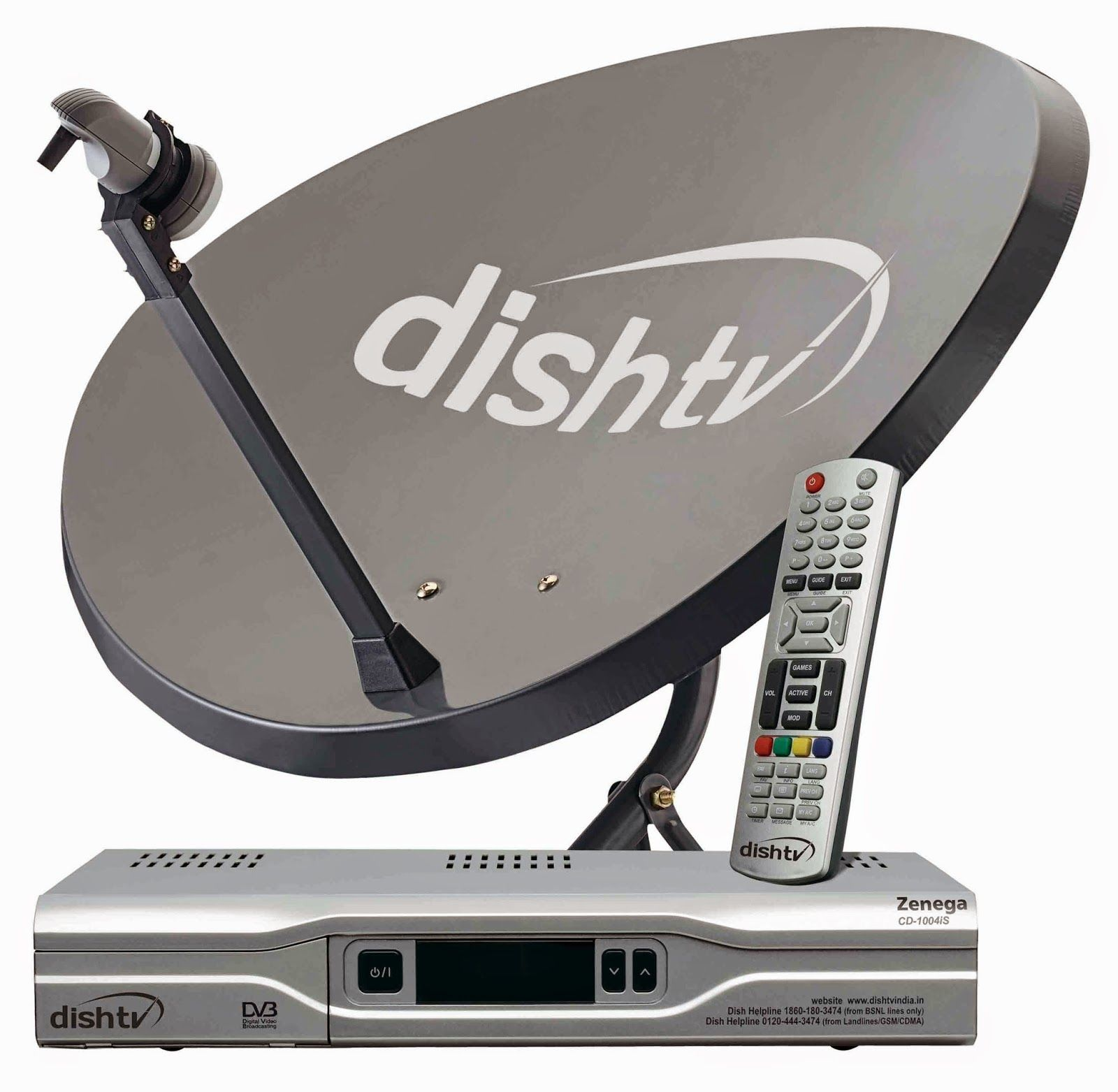 iGyd Dish TV Toll Free Number Customer Care Number Cont