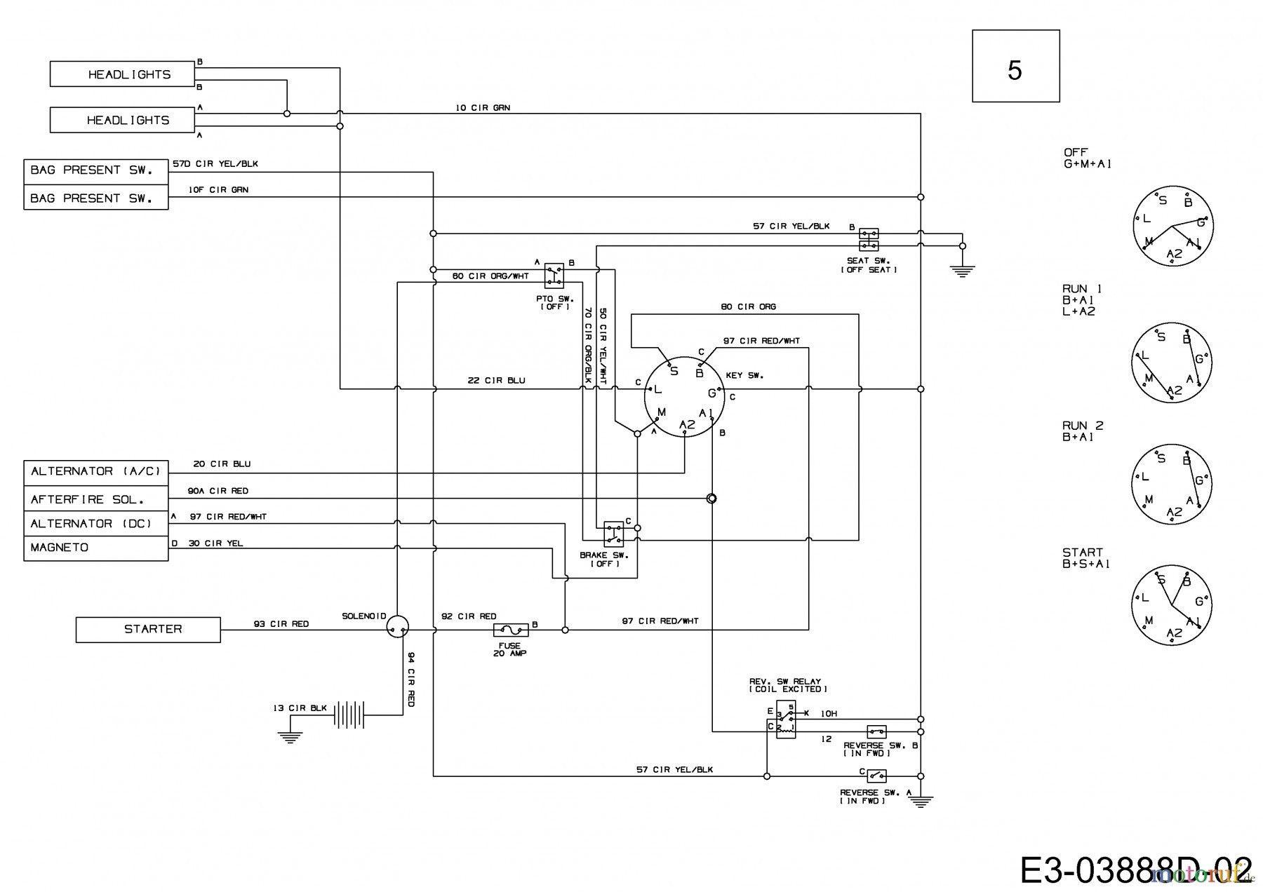 Pin By Wiring Diagram On Https Techteazer Com Diagram Alternator Massey Ferguson