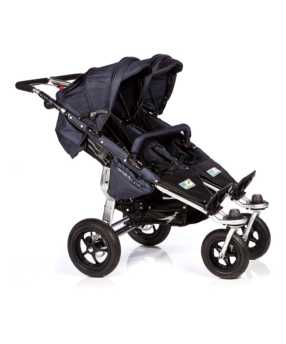 Navy Twinner Twist Duo Stroller Daily deals for moms