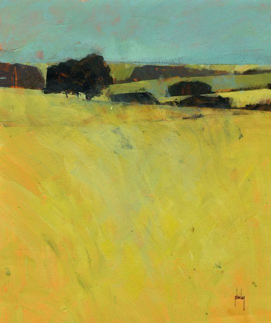 Paul Bailey Art Abstract Art Landscape Abstract Landscape Abstract Landscape Painting