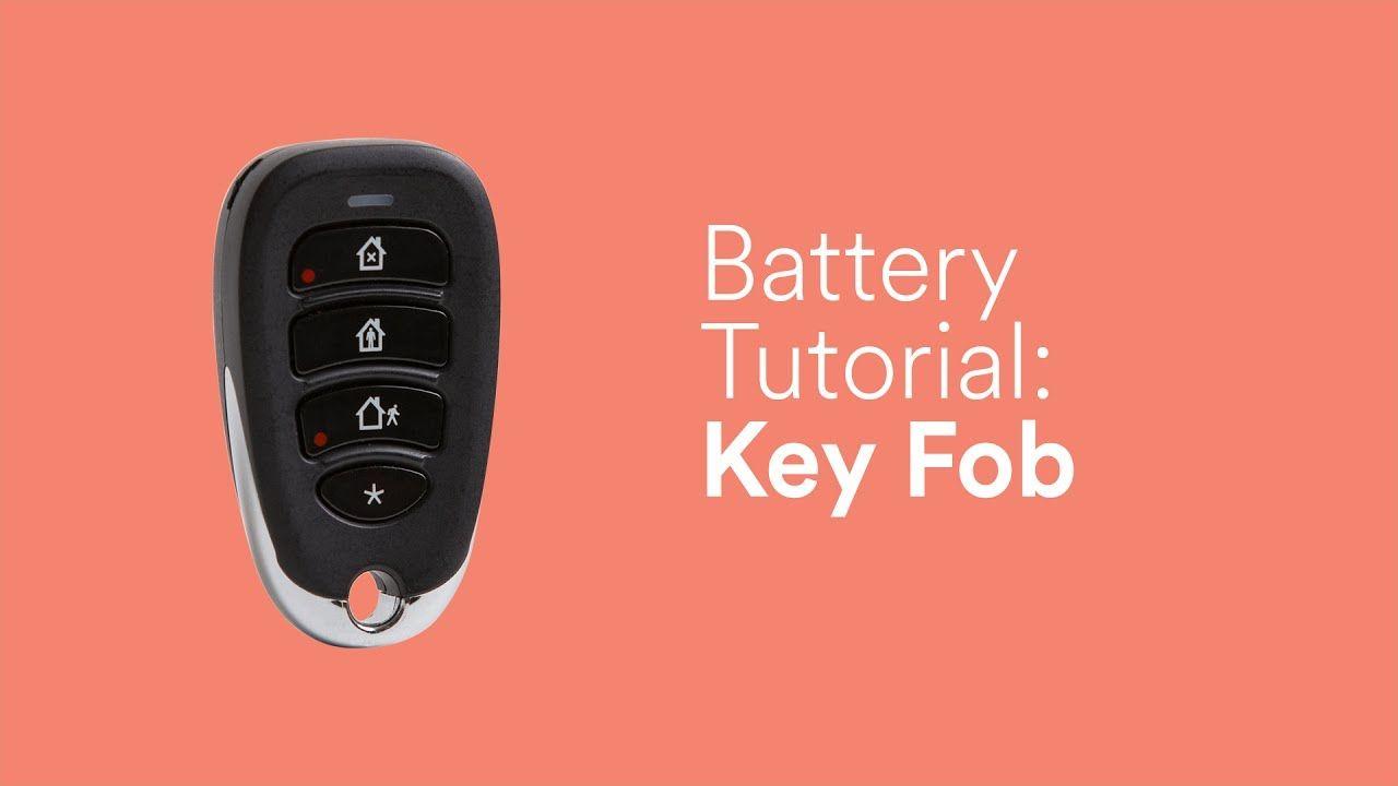 Battery Tutorial Key Fob (V SKey1) Fobs, Key fob, Battery