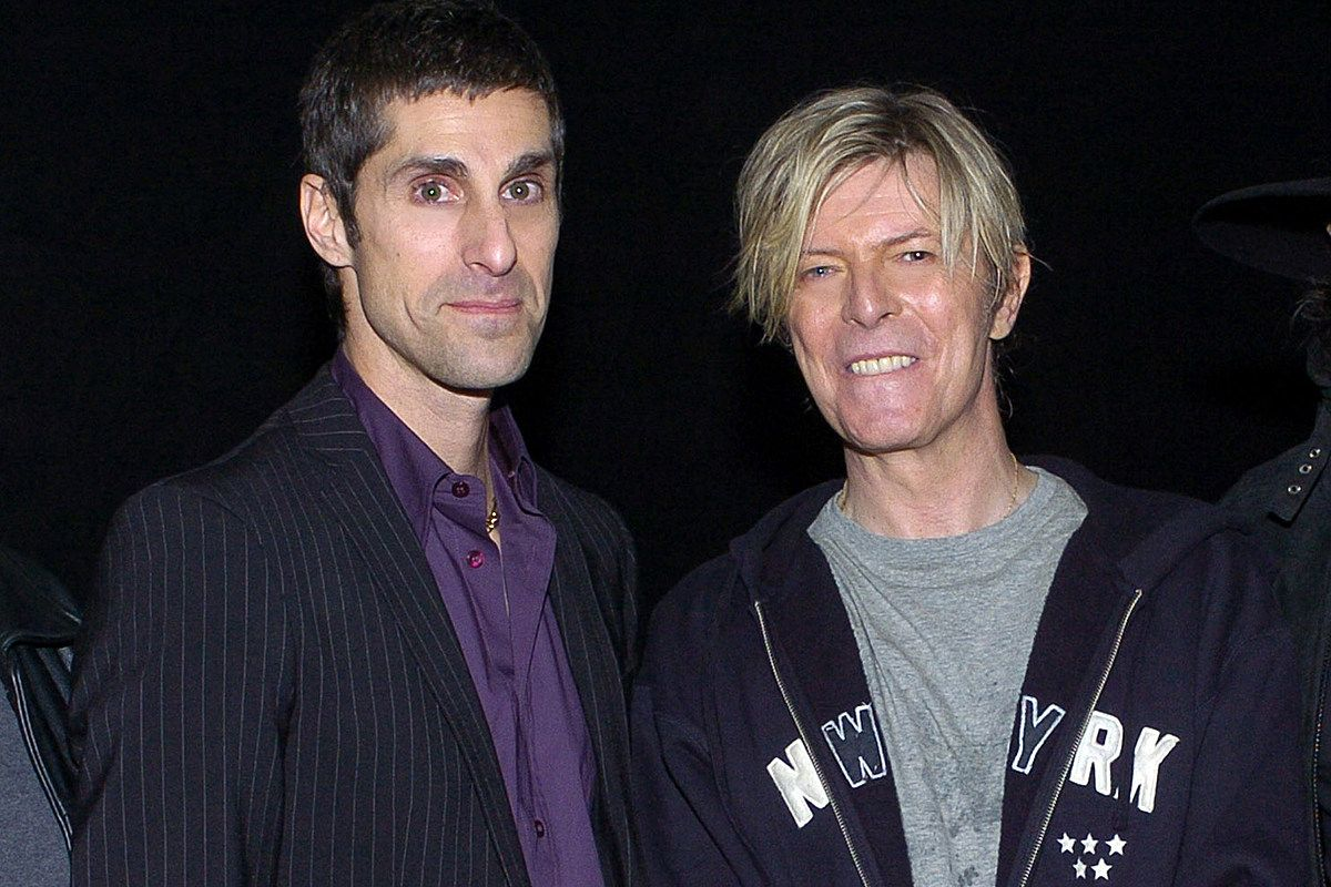 Perry Farrell Regrets 'Tragic Relationship' With David