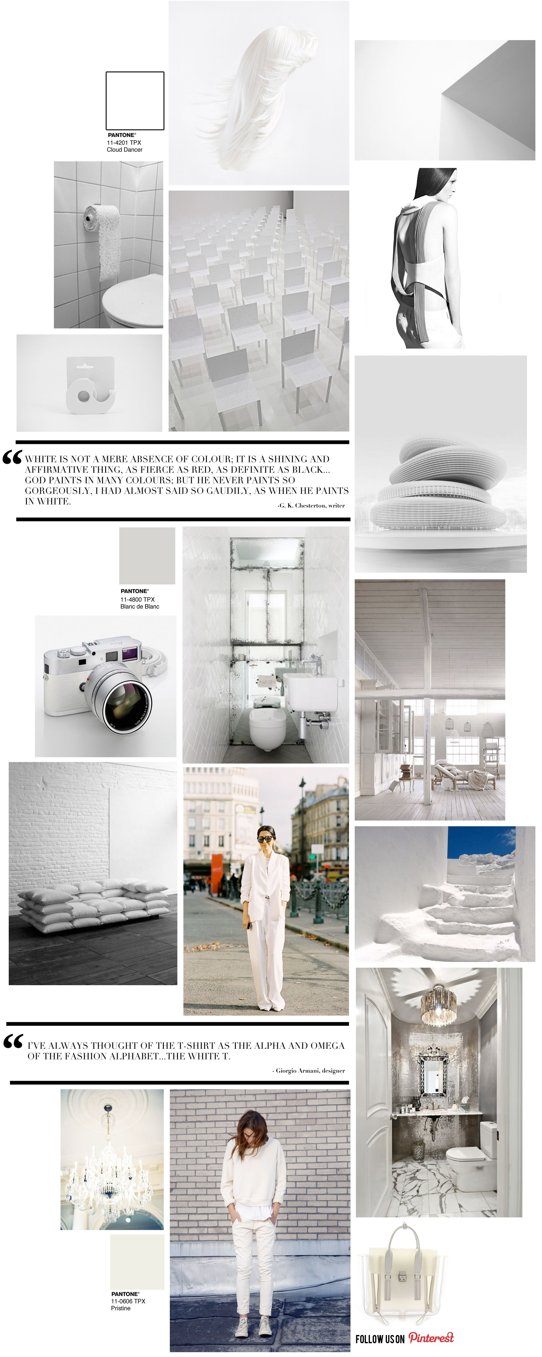 Curating the Curated White