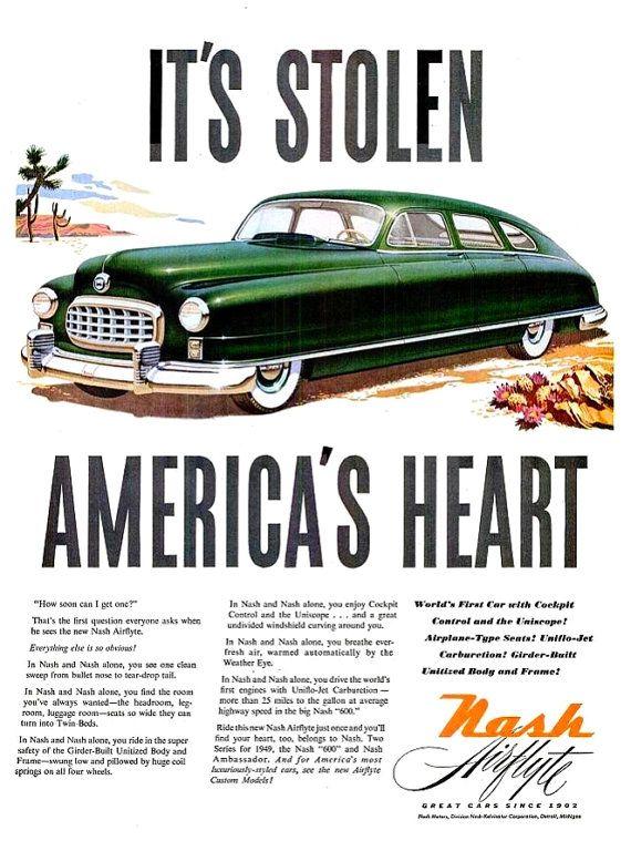 Pin On Vintage Ads