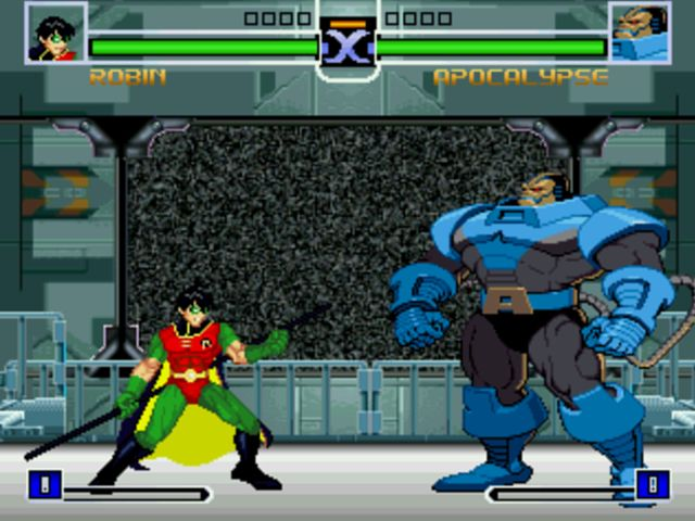Justice League Crossfire Mugen Justice League Crossfire Mario Characters