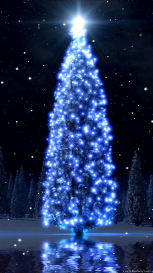 Christmas animated wallpaper