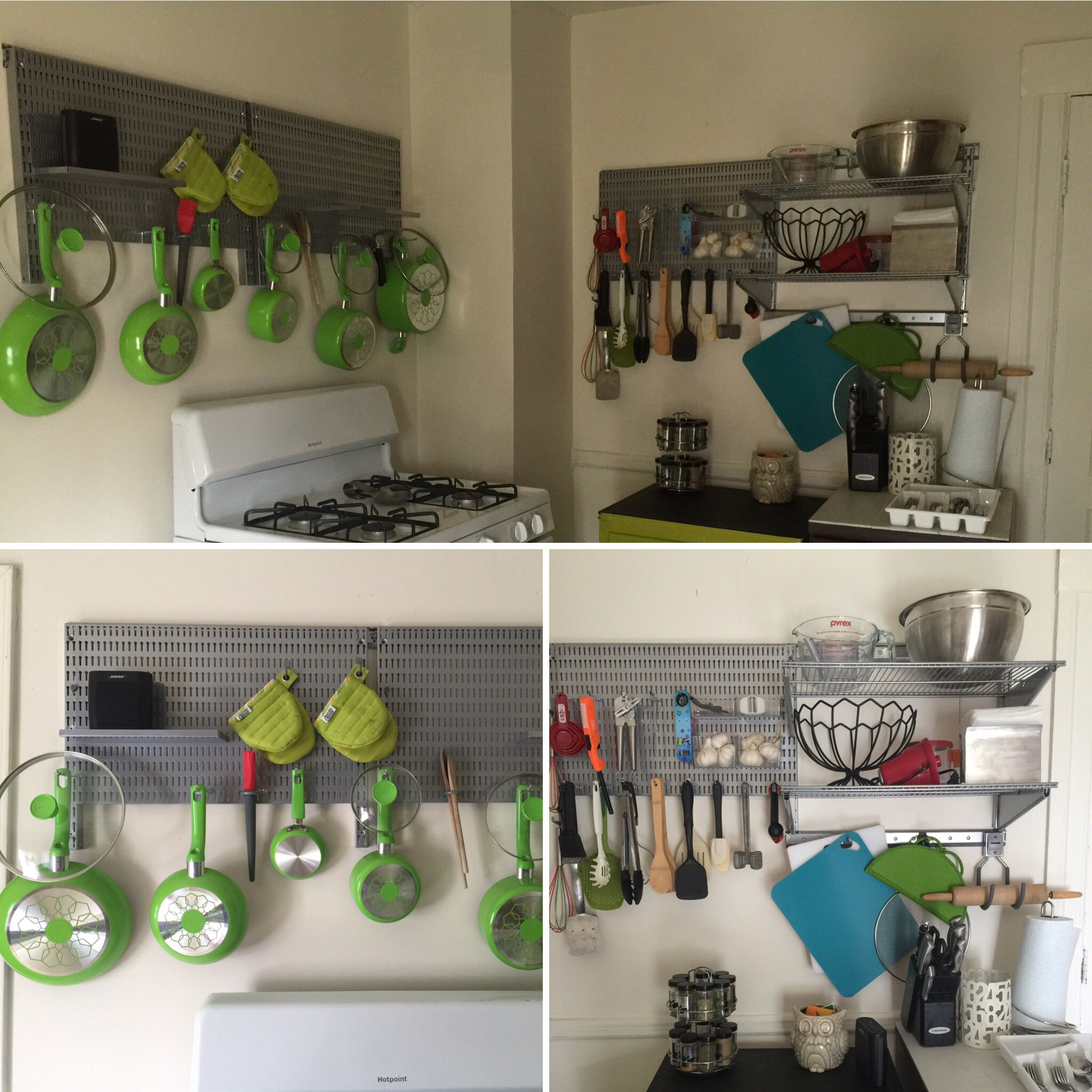 small living spaces creative kitchen storage ideas make use of empty wall spaces by adding on kitchen organization for small spaces id=85702