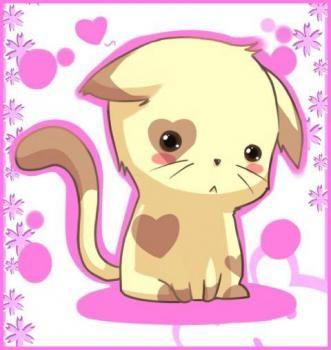 How To Draw A Chibi Kitten By Neon Dollar Anime Kitten Kitten