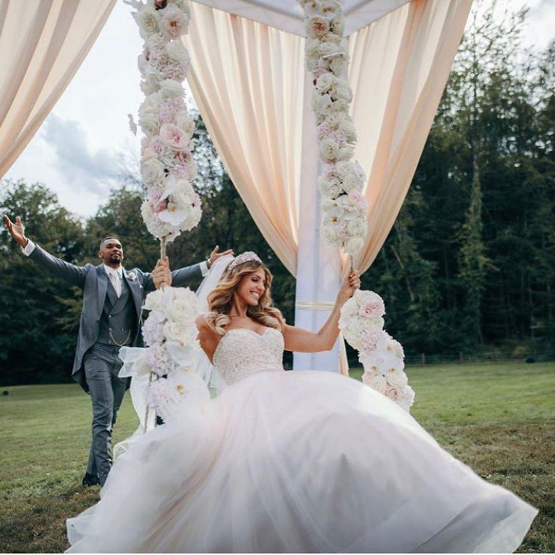 Gratulation zur Hochzeit! @sarah.harrison