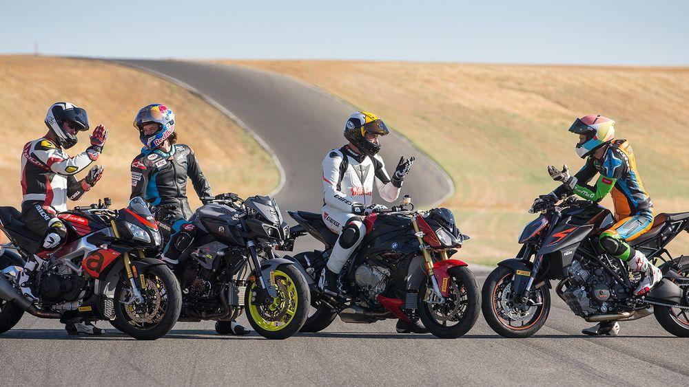 Bmw R1200gs Vs Ktm 990 Adventure Vs Moto Guzzi Stelvio Vs Triumph