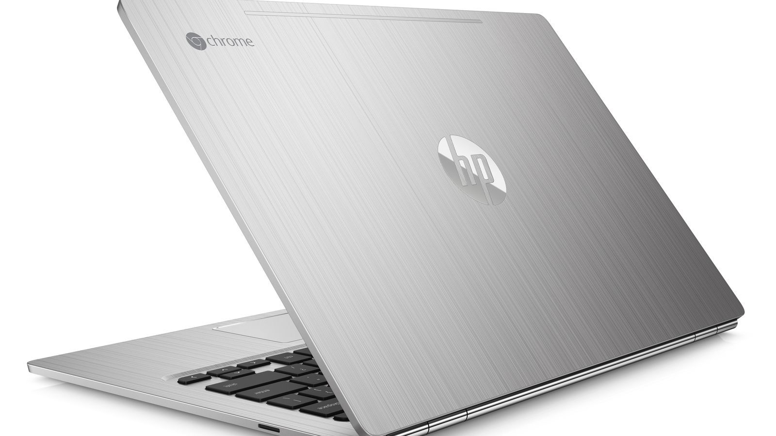HP and Google made this thin, allmetal Chromebook