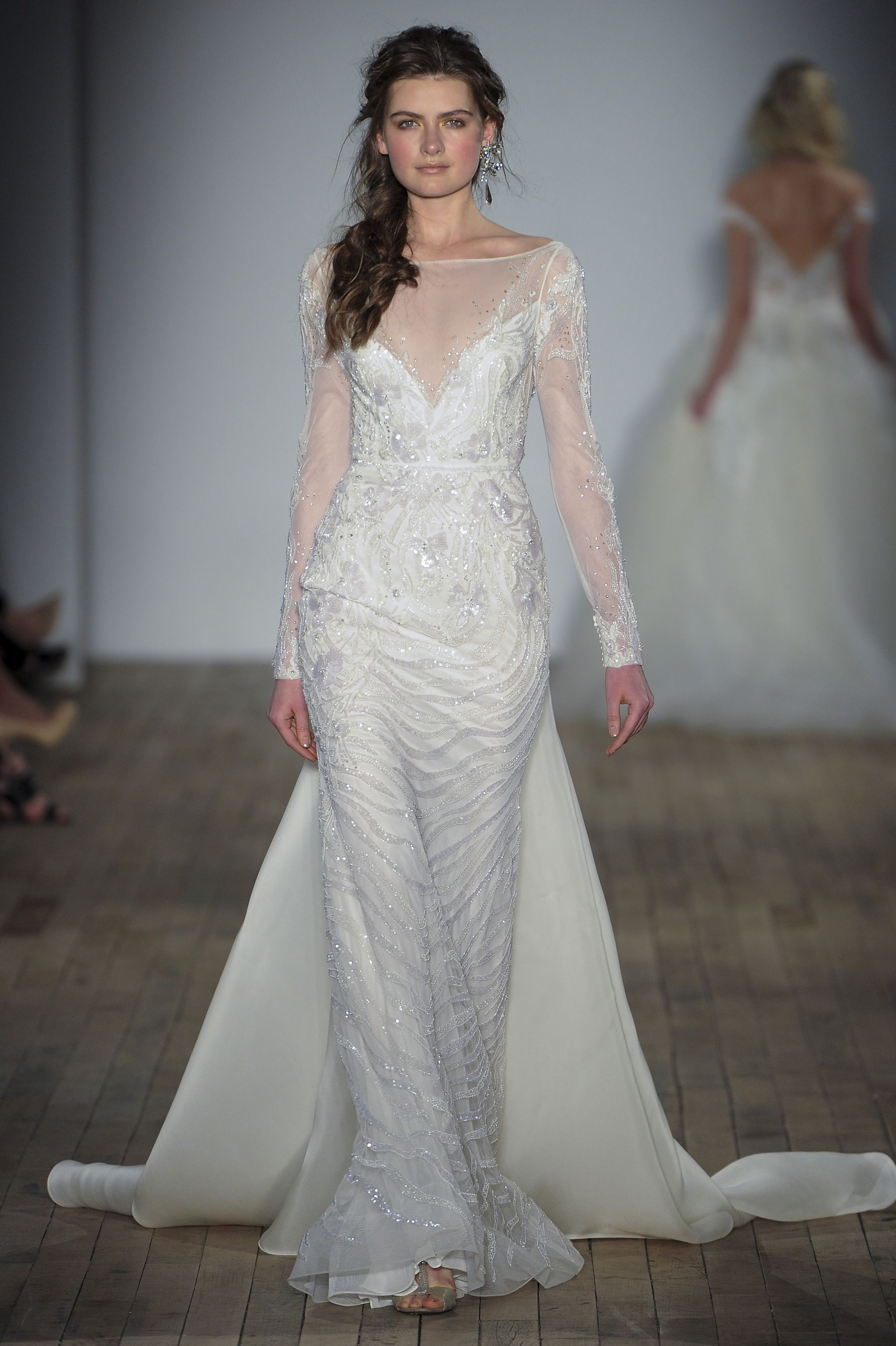 Jlm couture spring 2018 bridal fashion show the