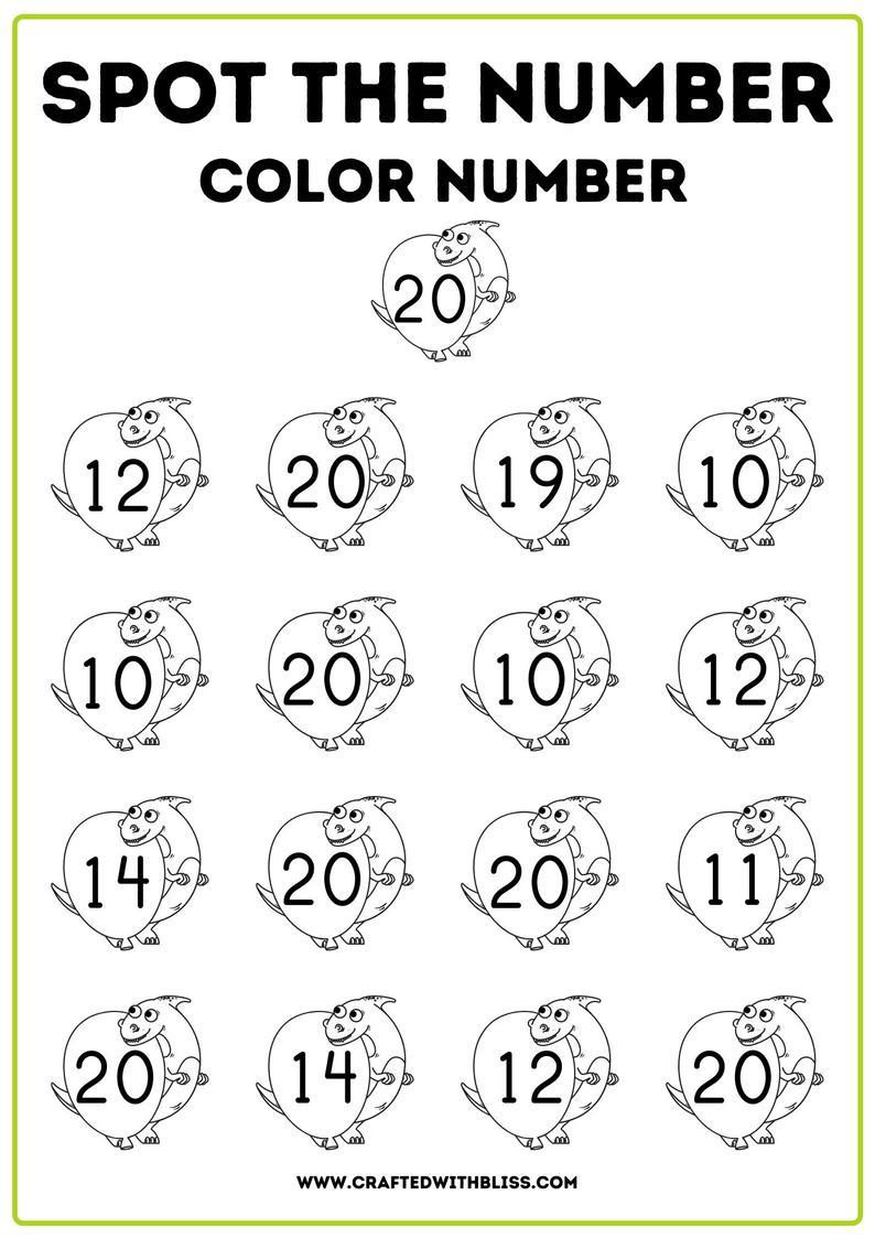 Dinosaur Number Tracing Kindergarten Practice Worksheets 1 20 Homeschool Printable Activity Learn To Write Number Worksheet 1 20 In 2021 Practices Worksheets Learning To Write Printable Activities [ 1123 x 794 Pixel ]