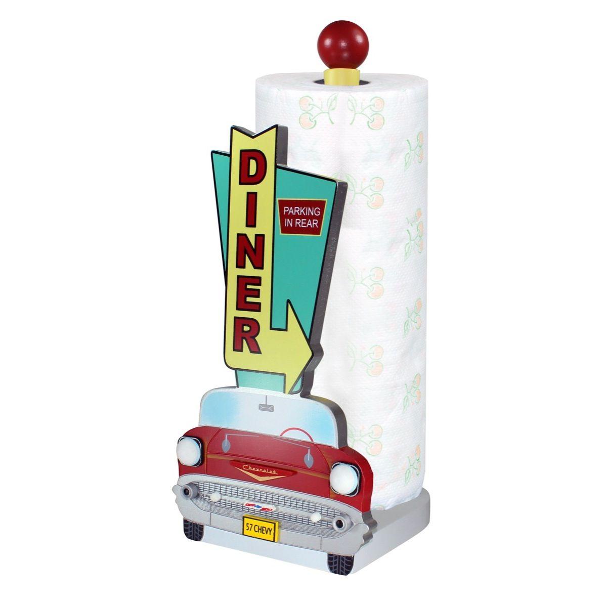 1957 Bel Air Kitchen Roll Holder   Retro Rooms   Pinterest   Bel air ...
