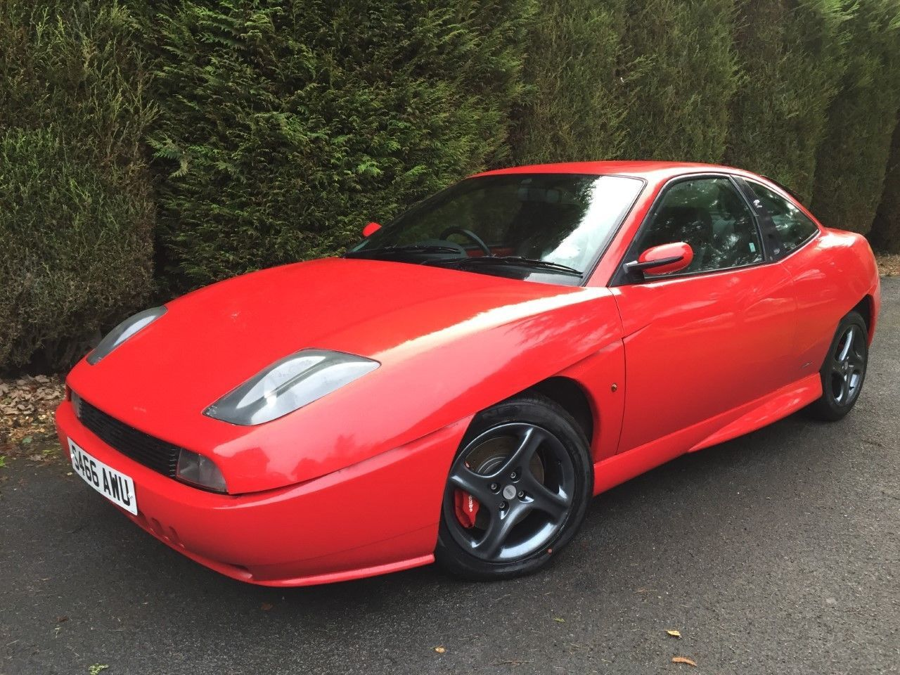 Looking For A Fiat Coupe 20 Valve Turbo Red With Black Leather Full History Mot No Advisories This One Is On Ebay