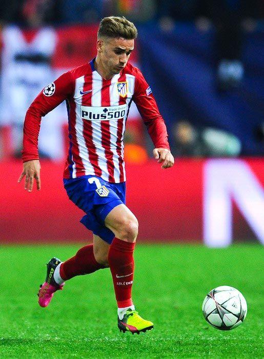 Antoine Griezmann Height Weight Body Statistics Healthy Celeb Antoine Griezmann Griezmann Club Atlético De Madrid