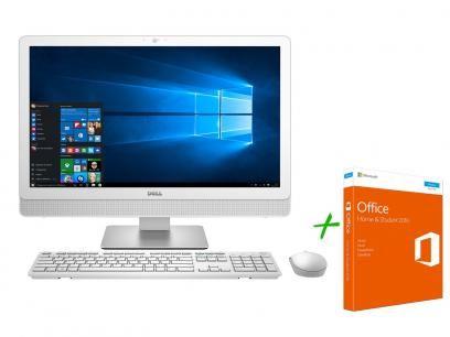 Computador All in One Dell Inspiron IONE-3459-A20 - Intel Core i5 + Office Home and Student 2016 com as melhores condições você encontra no Magazine Gugabh. Confira!