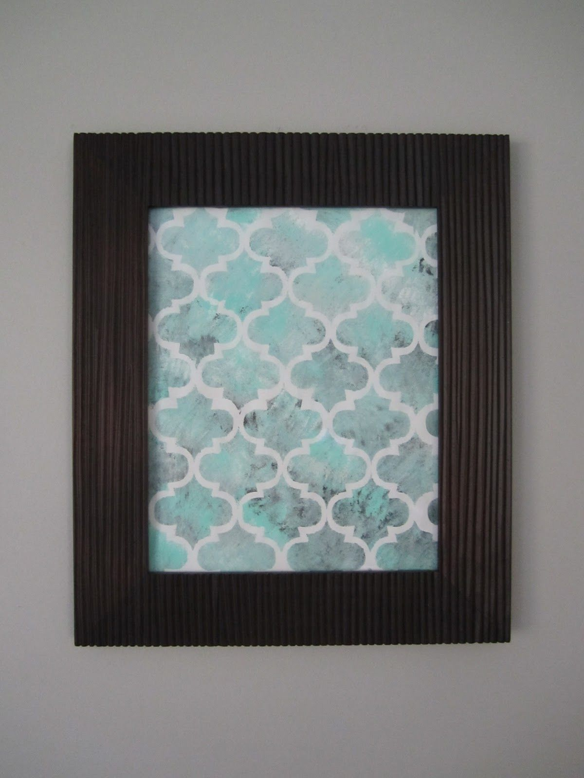 Only mantel teal green
