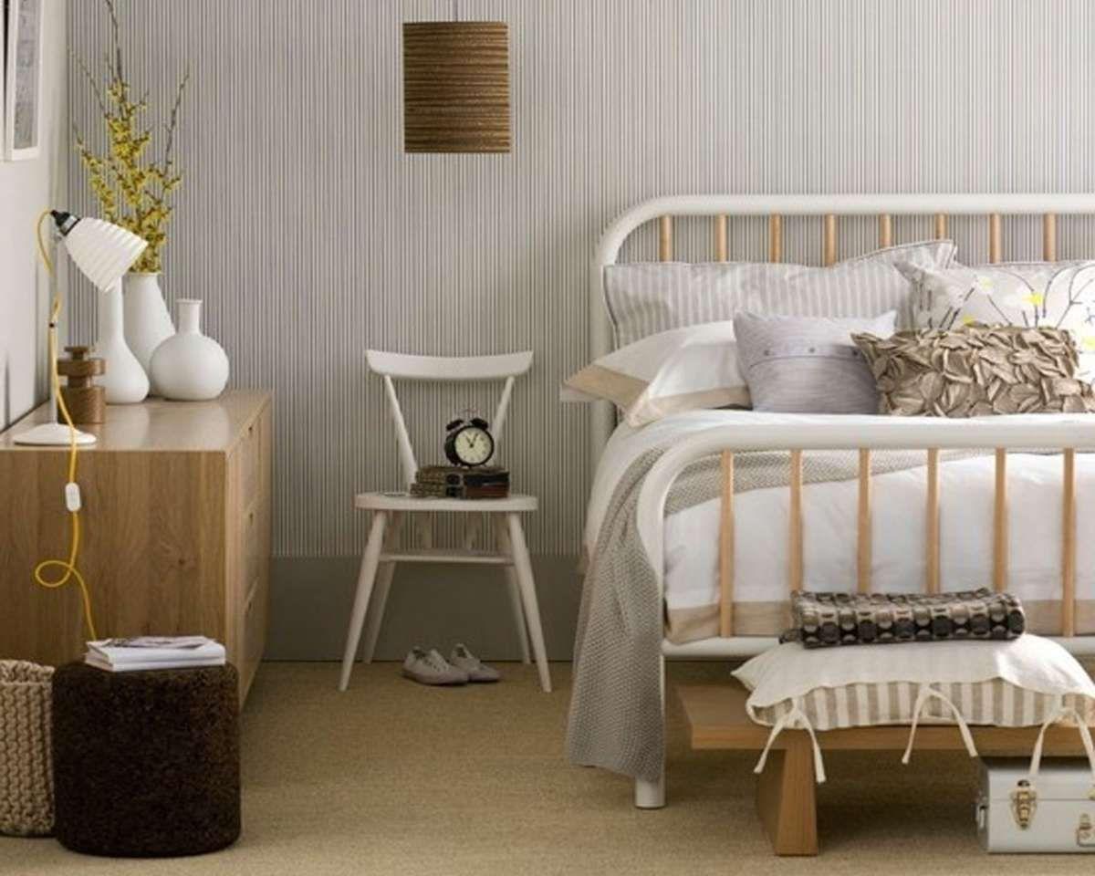 Camera Da Letto Stile Anni 50 : Arredare la camera da letto in stile scandinavo ispirazioni