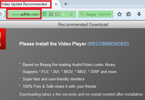 Easily Eliminate Pdfiler com Pop-up (Video Update