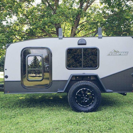 The Escapade Backcountry Adventure Overlanding Camper Trailer