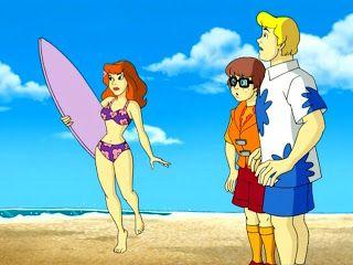 Wild Hardcore Cartoon Scooby Doo Dafeny