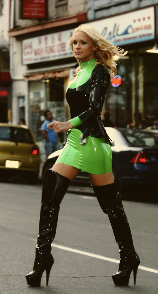 dress public Latex