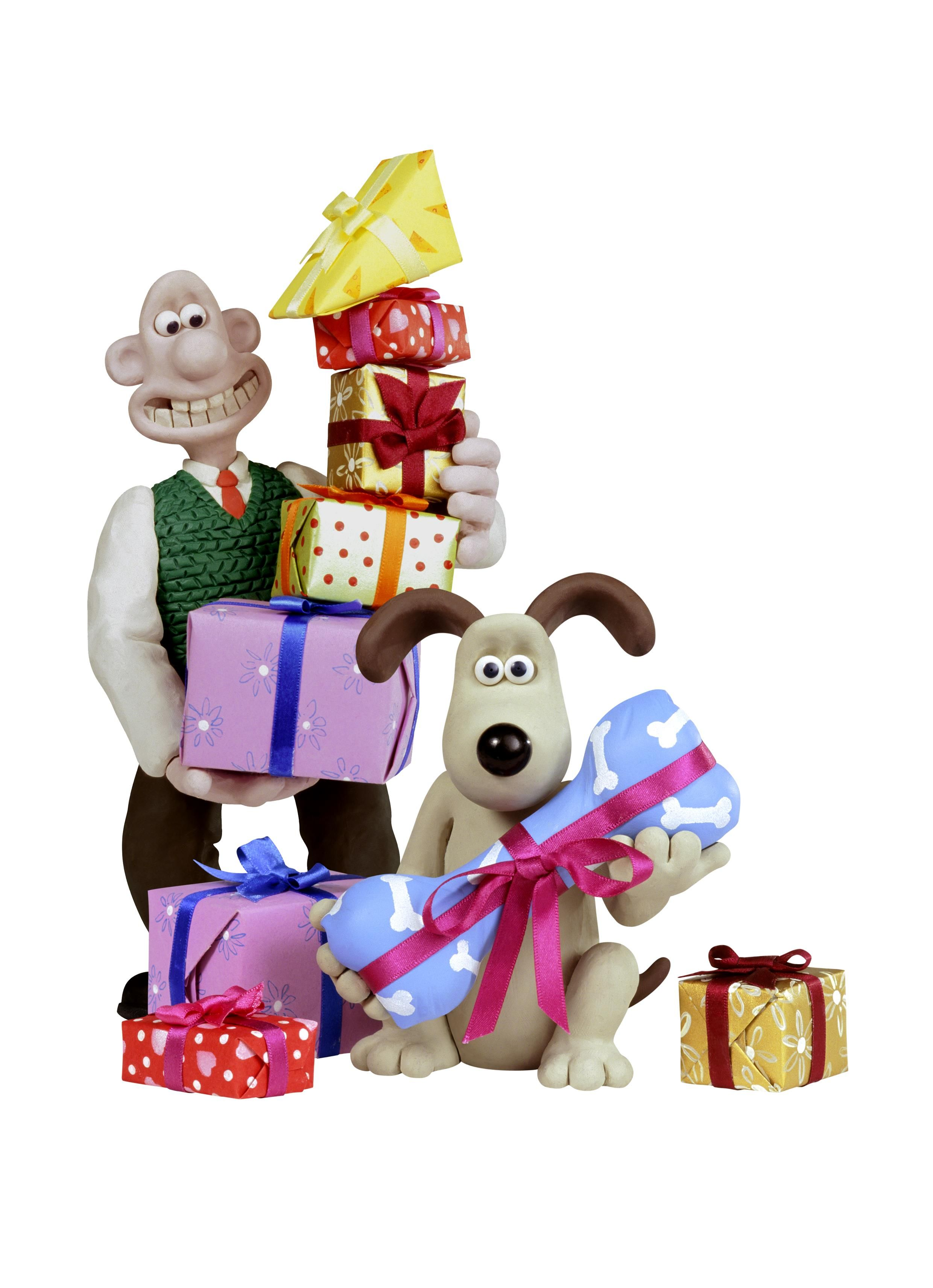 Wallace and Gromit Christmas presents! | *Geekery - Wallace and ...