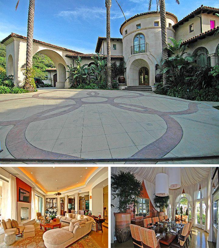 Chris Bosh's mansion